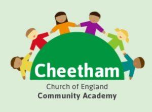 Cheetham CofE Community Academy Logo