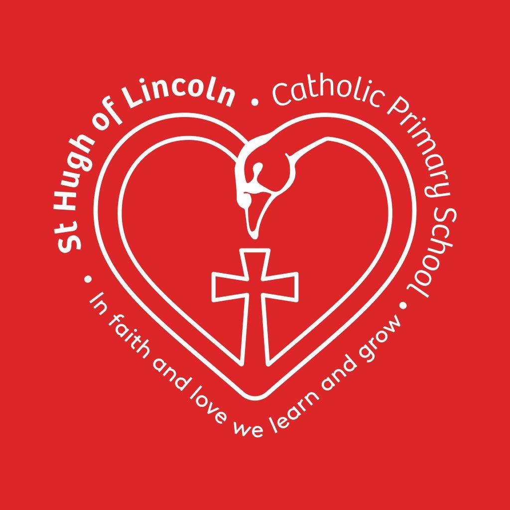 St Hugh of Lincoln logo