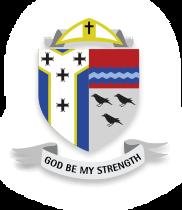 St Thomas of Canterbuty School logo
