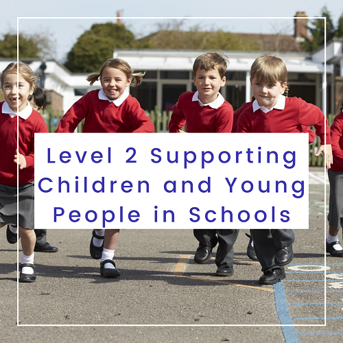 Level 2 Support Children and Young People in Schools