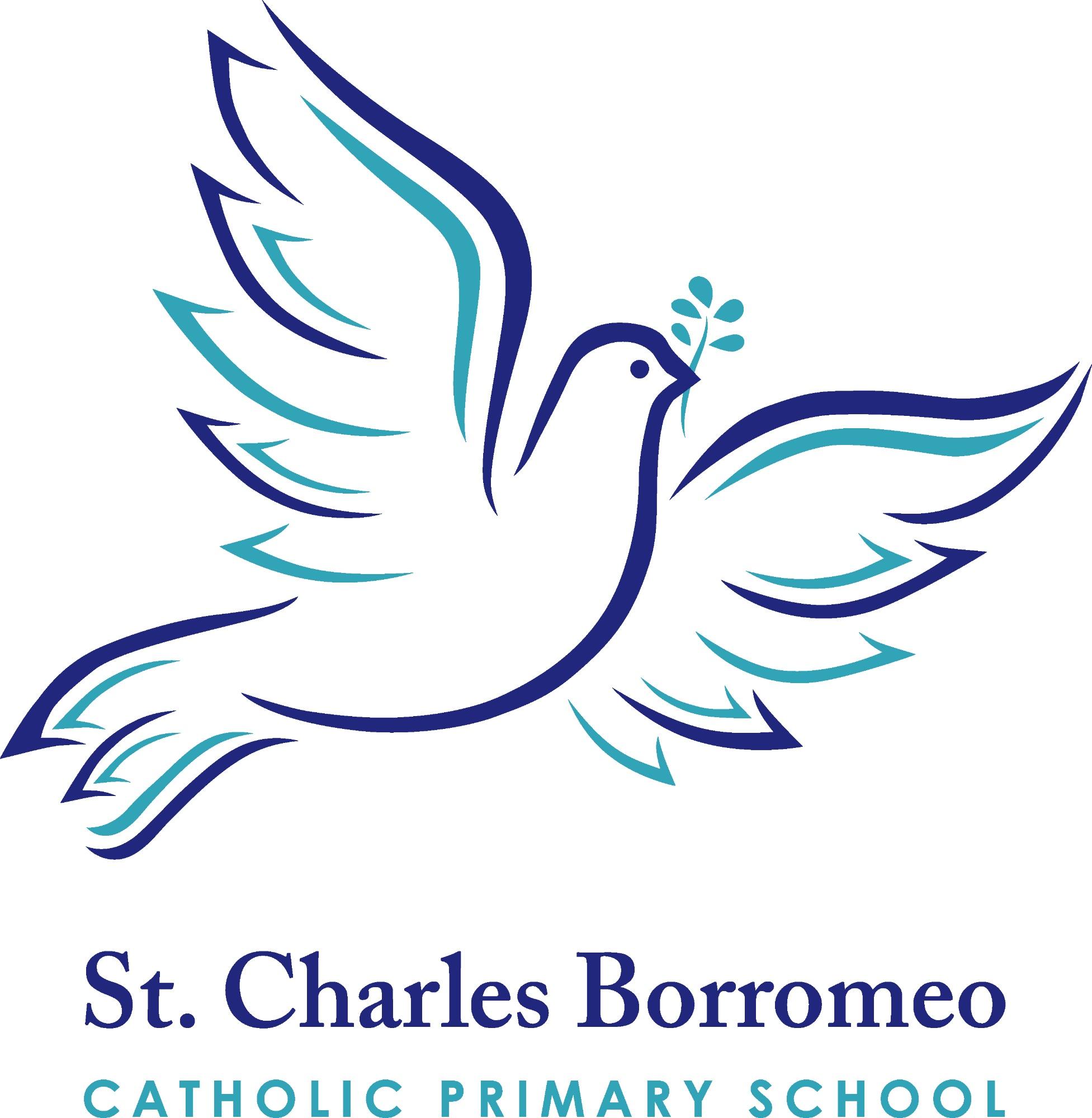 st charles borromeo logo