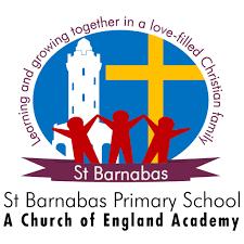 St Barnabas logo
