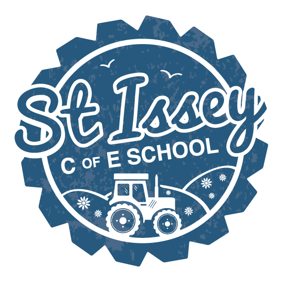 St Issey C of E School logo