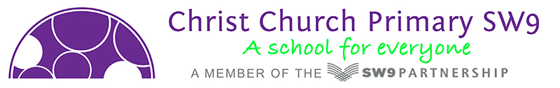 Christ Church Primary SW9 Logo