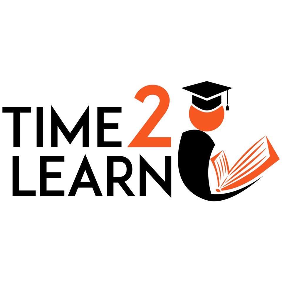 Time 2 Learn Logo